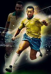 Видео о Короле футбола Пеле