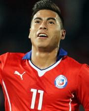 Эдуардо Варгас (Чили)