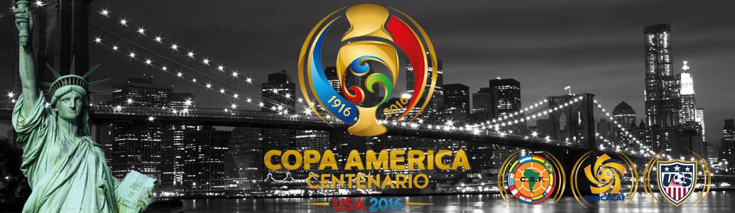 Кубок Америки по футболу 2016 года - Copa America Centenario 2016