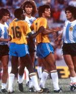 Мундиалито 1980-1981. Бразилия-Аргентина