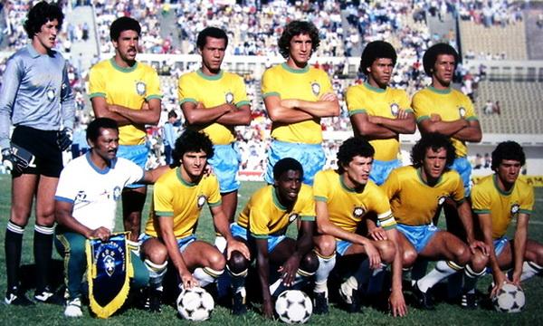 Мундиалито 1980-1981. Бразилия-ФРГ