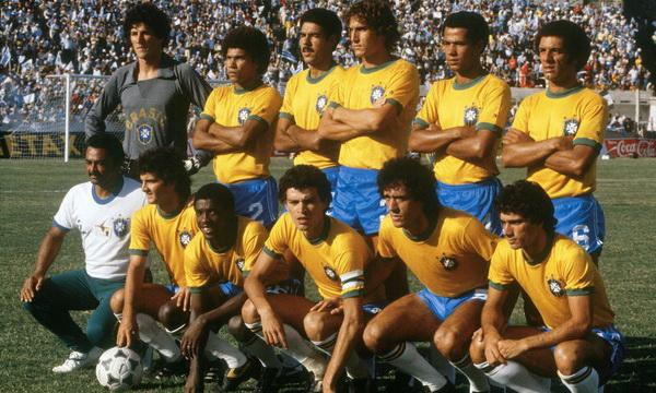 Мундиалито 1980-1981. Бразилия-Уругвай