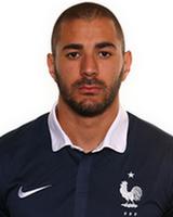 Карим Бензема (Франция)