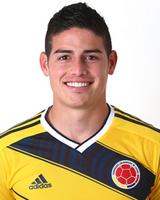 Джеймс Родригес (Колумбия)